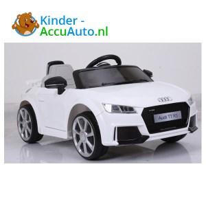 Audi TTRS Wit Kinderauto 1
