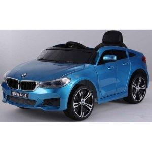 BMW 6 GT Kinderauto Blauw 1