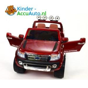 Ford Ranger Kinderauto Rood 1