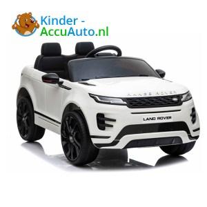 Range Rover Evoque Wit Kinderauto 1