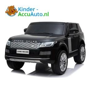 Range Rover Zwart Kinderauto Autobioraphy 1