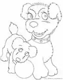 Free Animals and Baby Animals Coloring Pages to Print and