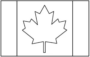 Free Flags of the World Coloring Pages to Print and Color