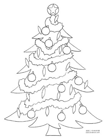 Free Christmas and Winter Coloring Pages to Print and