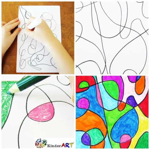 small resolution of 5 Creative Activities for Kids — KinderArt