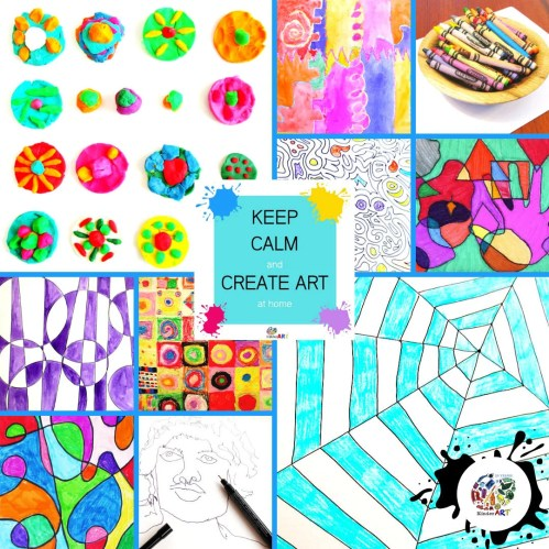 small resolution of Teaching Art at Home — KinderArt