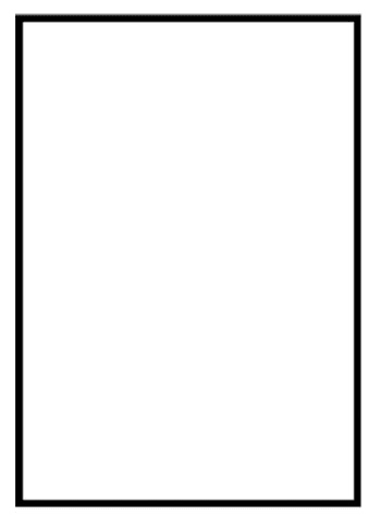 Rectangle Coloring Page — KinderArt