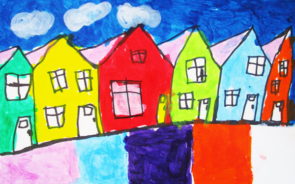 24/09/2021· #gopicture#babycolors#babydrawdrawing house form shapes easy acrylic painting coloring for kids with song#funkeepart, #betainangtv, #tobiart, #drawapicture#d. How to Draw Houses and Paint them With Kwik Stix: Painting ...