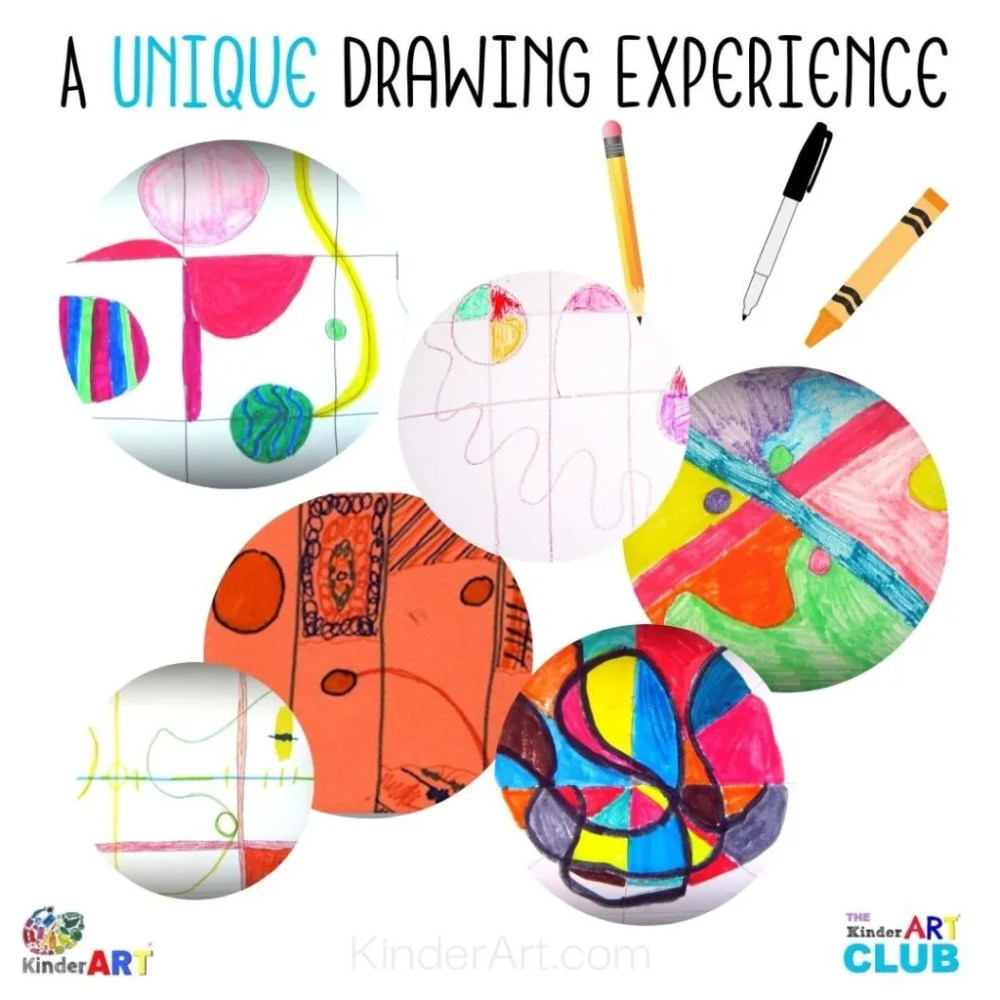 medium resolution of Elementary Art Lesson Plans for Grades 3 - 5 (ages 8-11 years)