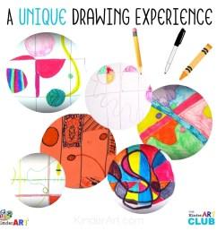 Middle school art lesson plans. Grades 6-8 (ages 11-14 years). [ 1080 x 1080 Pixel ]