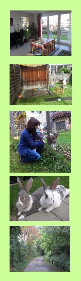 Kinderbetreuung Steinmaur Geissen Hasen Hüner