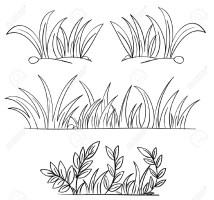 Gras Ausmalbild   kinderbilder.download   kinderbilder ...