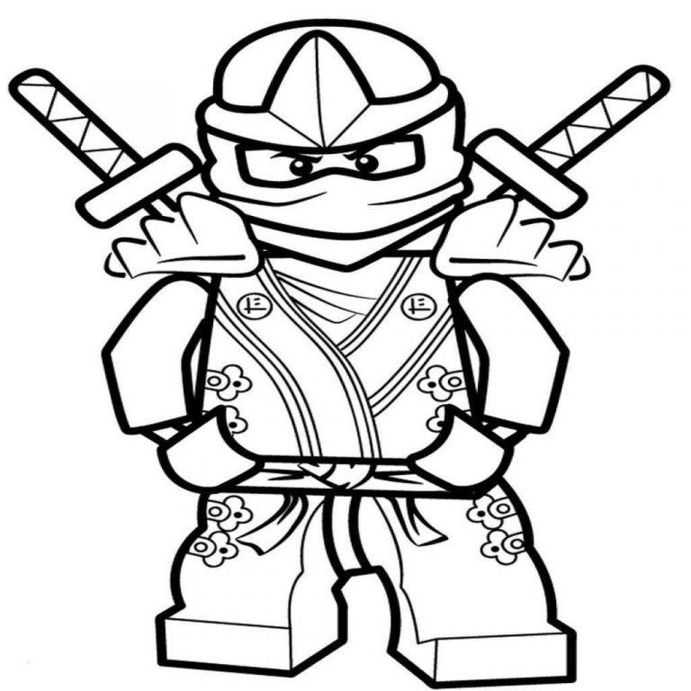 Ausmalbild Lego Ninjago Jay Zx Kategorien Malvorlage