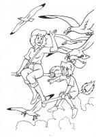 Bibi Und Tina Malvorlage   kinderbilder.download ...