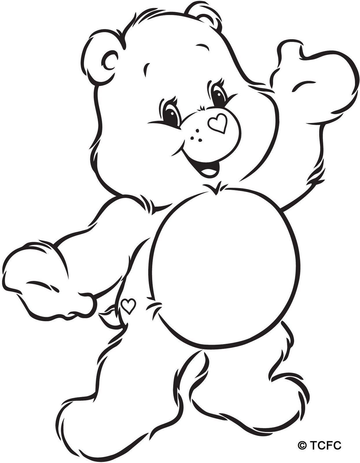 Design Your Own Care Bear (Mit Bildern) Care Bears