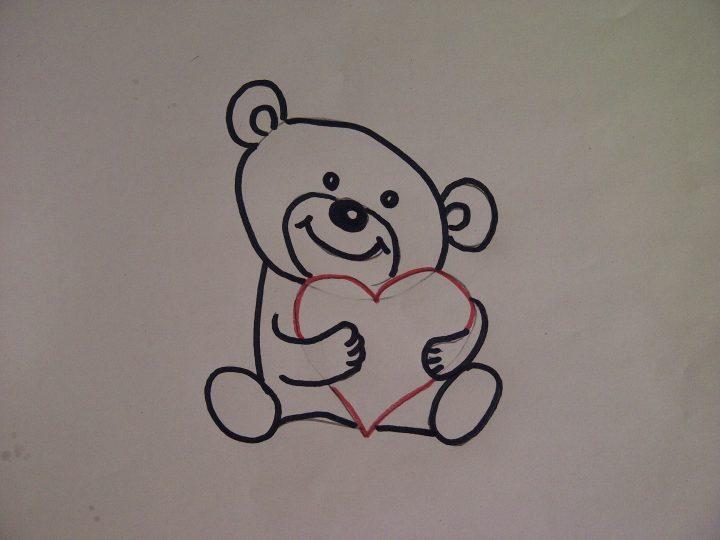 Einfache Bilder Zum Malen - Malvorlagen Für Kinder