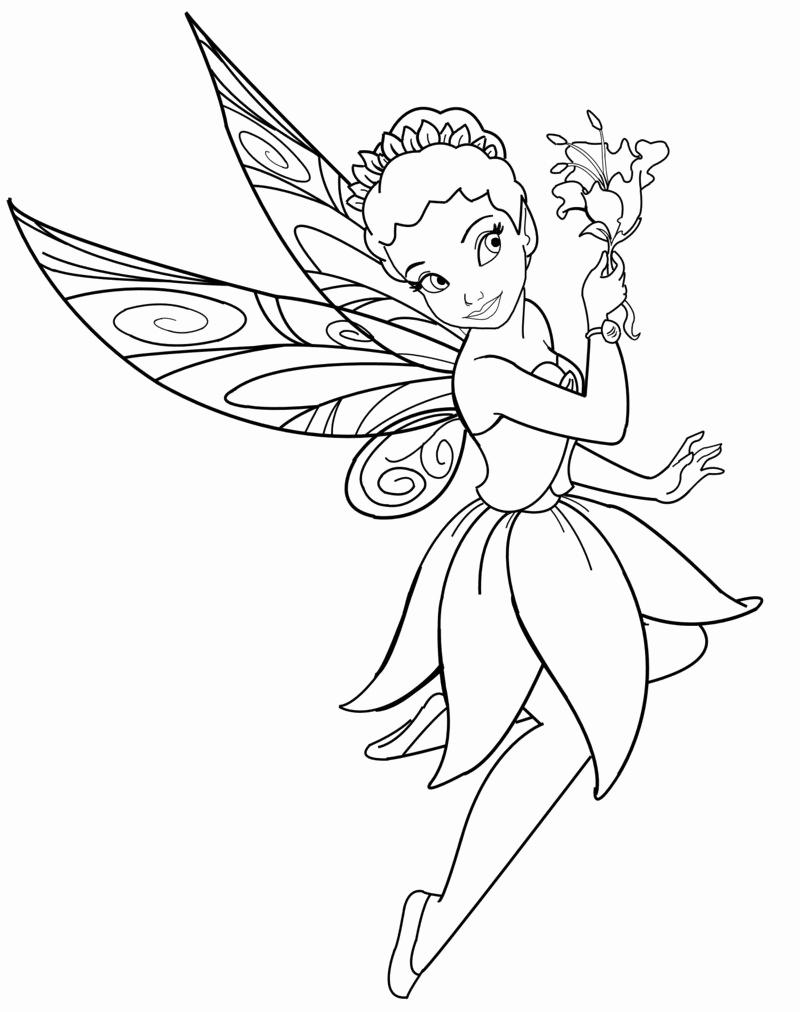 Gratis Malvorlagen Prinzessin Lillifee - kinderbilder