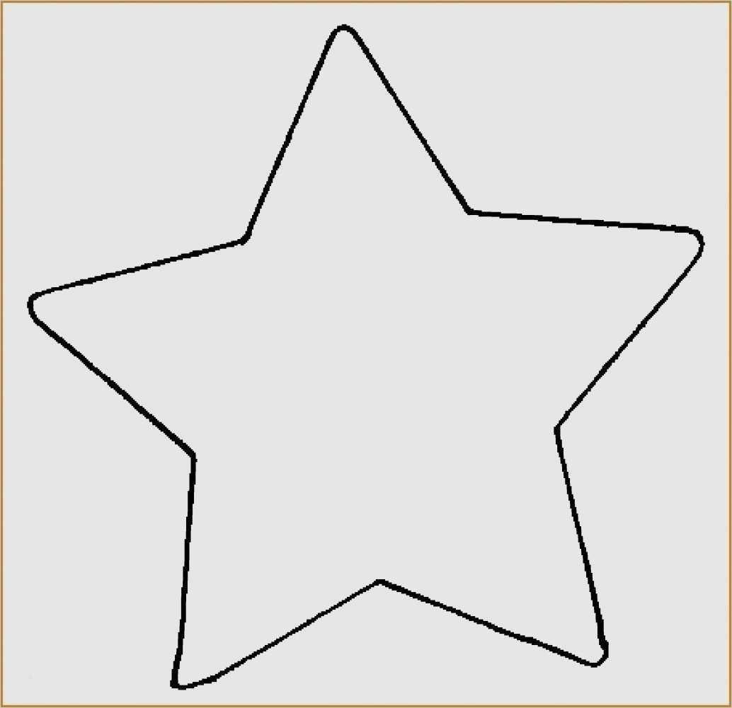 Malvorlage Stern Groß - kinderbilderdownload