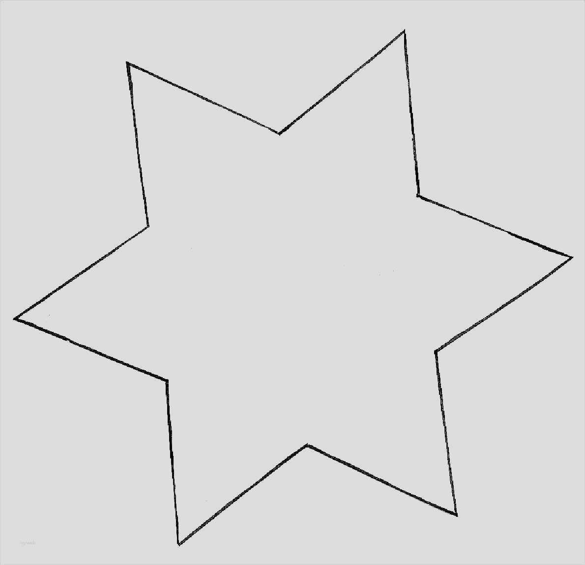 Druckvorlage Stern - kinderbilderdownload kinderbilder