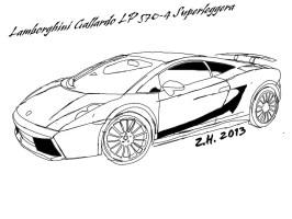 Malvorlagen Lamborghini   kinderbilder.download ...