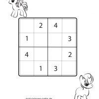 Malvorlagen Sudoku Kinder   Coloring And Malvorlagan ...