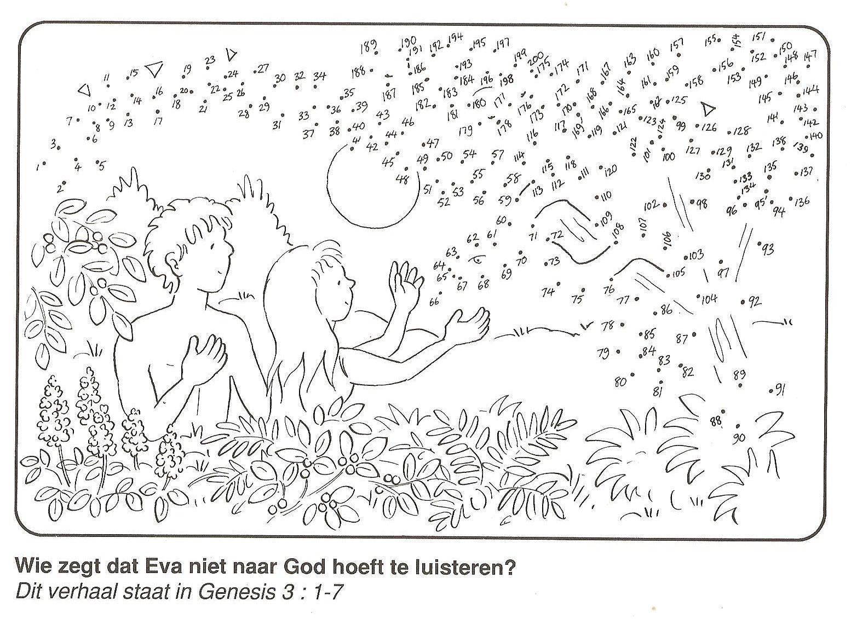 Malvorlage Adam Und Eva - kinderbilderdownload