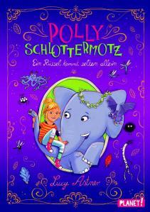 Buch Polly-Schlottermotz-Band-2-Ein-Rüssel-kommt-selten-allein