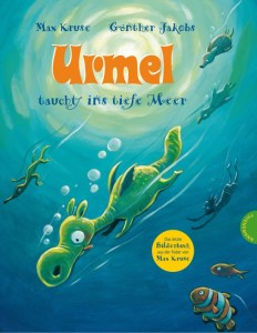Bilderbuch Urmel taucht ins tiefe Meer