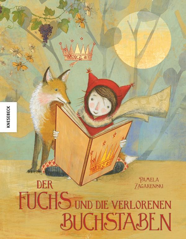 Bilderbuch-Der Fuchs und die verlorenen Buchstaben