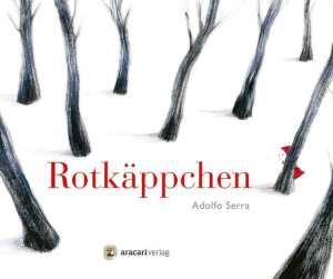 Rotkäppchen Bilderbuch ohne Text, Märchenbilderbuch