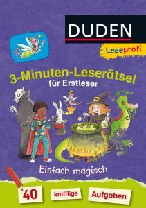 Duden Leseprofi Leserätsel zum Thema Zauberei
