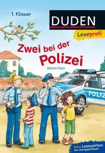 Duden Leseprofi für die 1. Klasse - Zwei bei der Polizei