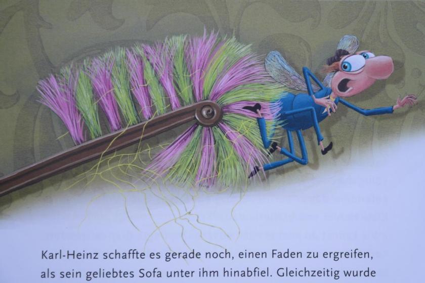 Mach die Biege, Fliege! der 2. Band von Kai Pannen