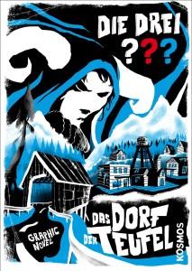 Die drei ??? Graphic Novel, Das Dorf der Teufel, Kosmos Verlag, Christopher Tauber