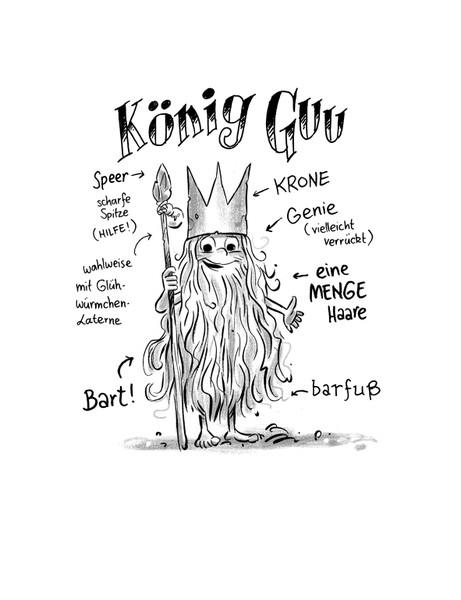 Steckbrief von König Guu
