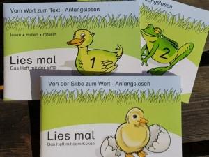 Lies mal Hefte Jandorf Verlag zum sinnentnehmenden Lesen