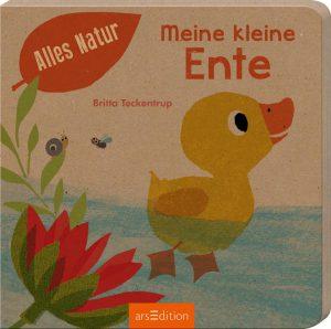 nachhaltig produziertes Pappbilderbuch aus der feihe Alles Natur von Arsedition