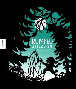 Rumpelstilzchen Bilderbuch, Märchenbilderbuch, Scherenschnitt, Knesebeck Verlag