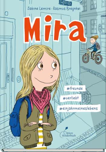 Mira - Comic für Mädchen von Klett Kinderbuch