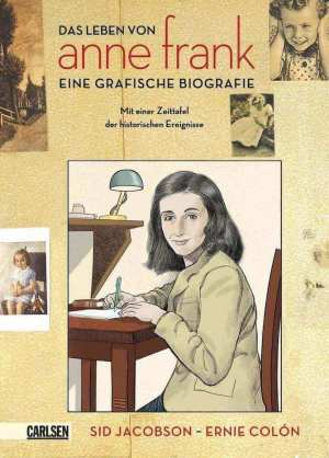 Anne Frank Graphic Novel, Anne Frank Graphic Diary