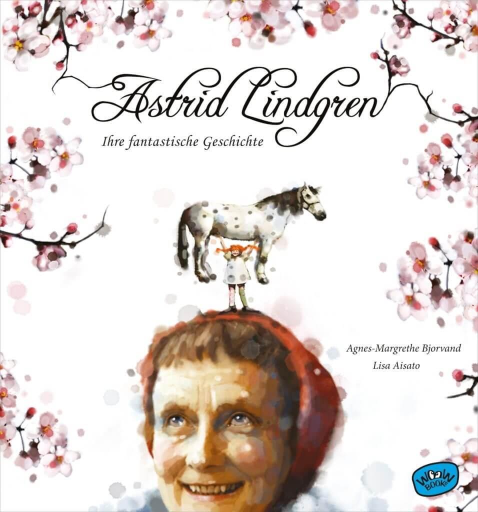 Biografie für Kinder über Astrid Lindgren