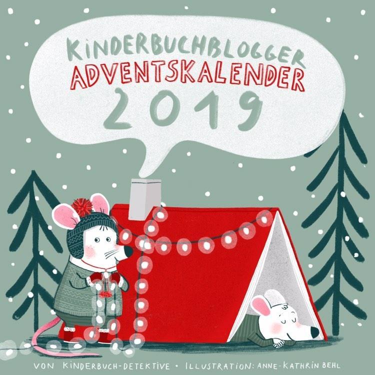 Kinderbuhcblogger Adventskalender, Adventskalender Gewinnspiel Kinder