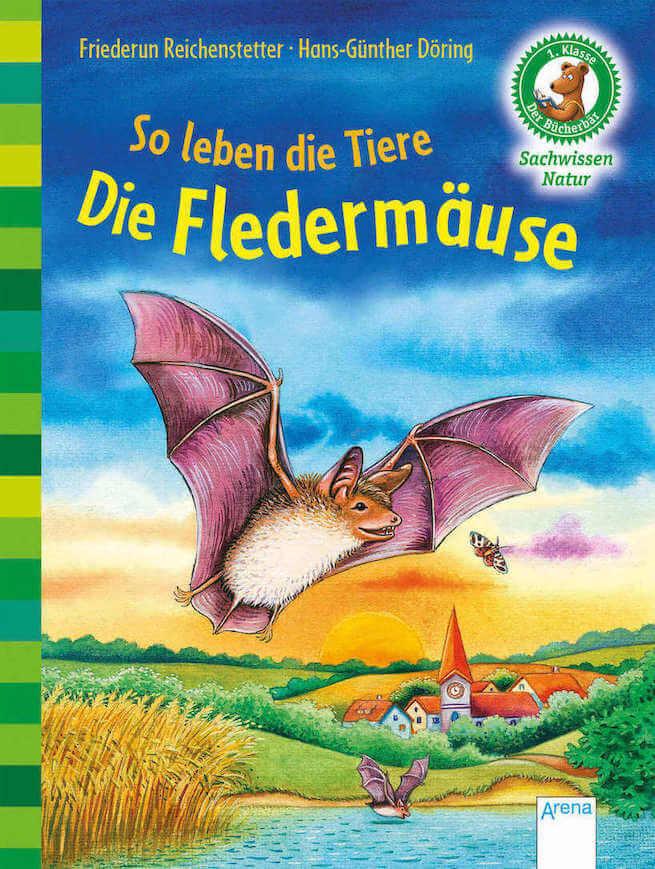 Erstlesebuch: Die Fledermäuse