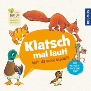 Mitmachbuch für Kinder ab 2 Jahren