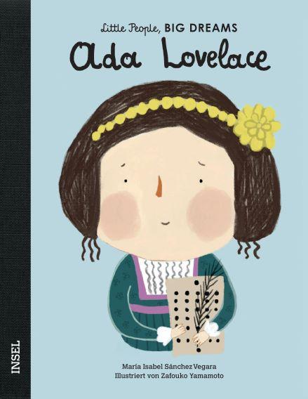 Little People BIG DREAMS Ada Lovelace, Biografie für Kinder