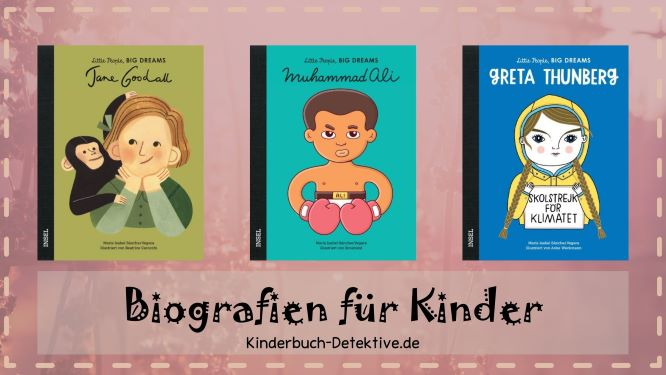 Little People, BIG DREAMS – Biografien für Kinder