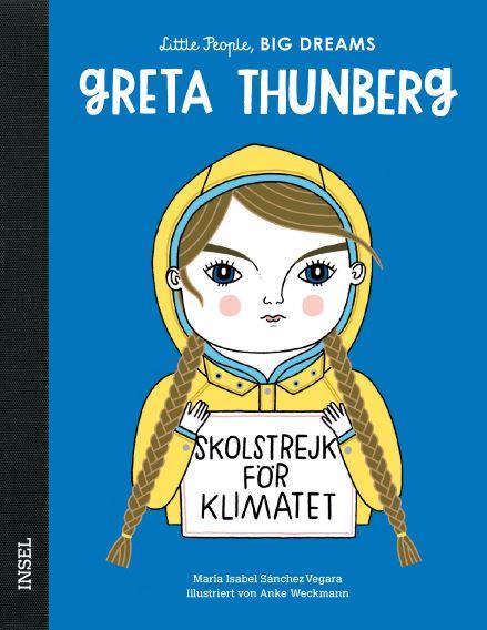 Little People BIG DREAMS Greta Thunberg, Biografie für Kinder