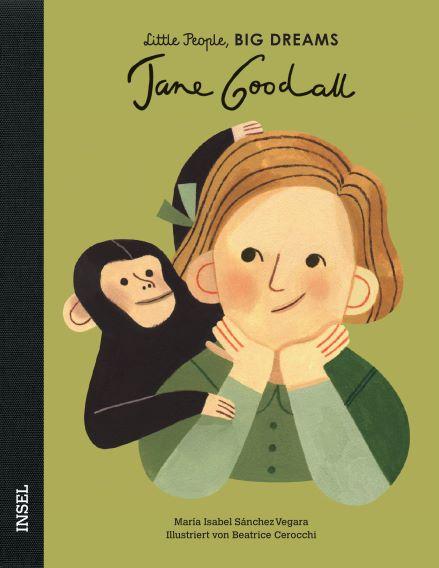 Little People BIG DREAMS Jane Goodall, Biografie für Kinder