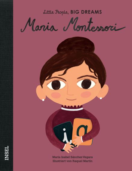 Little People BIG DREAMS Maria Montessori, Biografie für Kinder