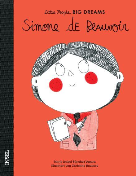 Little People BIG DREAMS Simone de Beauvoir, Biografie für Kinder